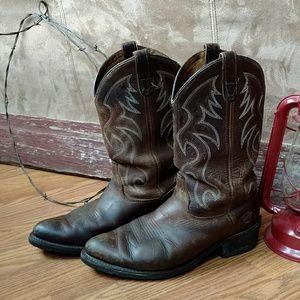 Men's Double H cowboy boots